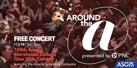 109th Annual Morehouse College Glee Club Concert feat. the ASO tickets