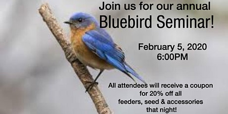 Bluebird Seminar tickets