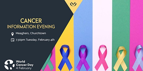 Meaghers Pharmacy Cancer Information Evening tickets