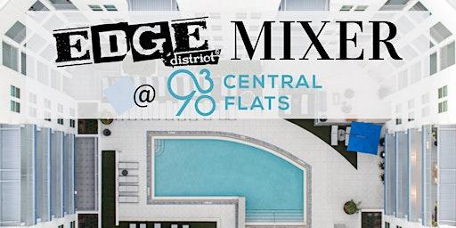 EDGE Mixer @ 930 Central Flats 2/27/20