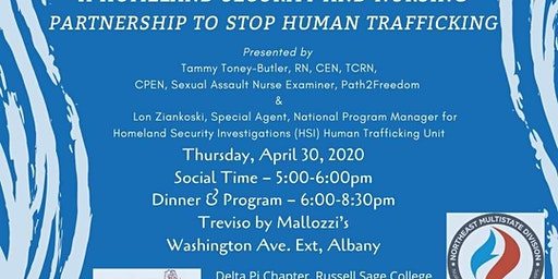 Strategic Call to Action to Stop Human Trafficking