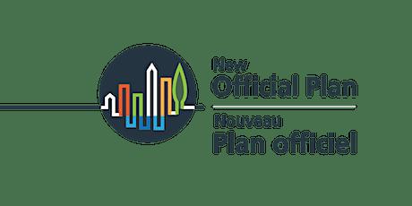 Table ronde sur le développement économique et la révision du Plan officiel tickets