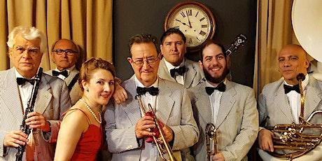 Jazz de New Orleans en el Hispano entradas