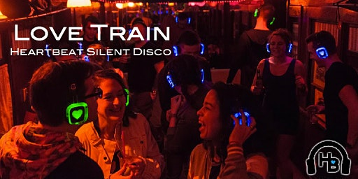Heartbeat Silent Disco - Love Train - 2.21
