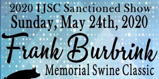 Frank Burbrink Memorial Swine Classic 2020
