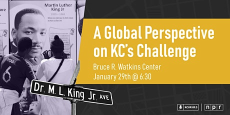 Three Kings: How Cities Around The World Honor Martin Luther King Jr. tickets