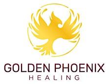 Golden Phoenix Healing logo
