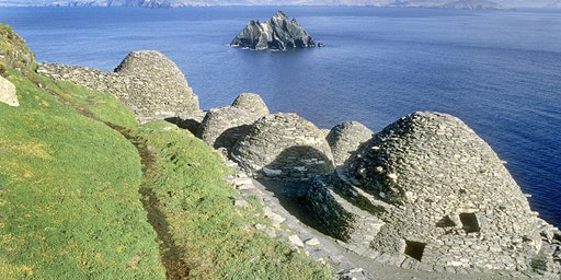 SPAB  Ireland, Evening lecture on conservation work to  Skellig Michael