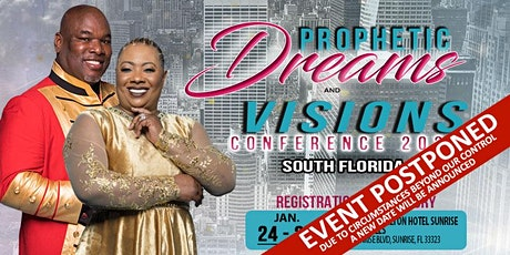 Prophecy, Dreams & Visions CONFERENCE AND DREAM CLINIC [SOUTH FLORIDA] tickets