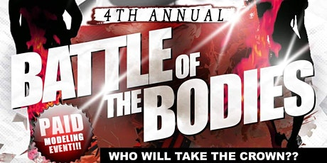 Battle of the Bodies Casting Call 2020 billets