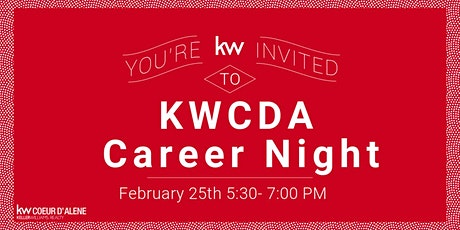 KWCDA Career Night tickets