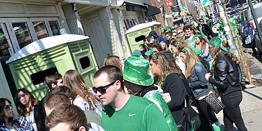 Rochester St Paddy's Bar Crawl