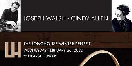 The LongHouse 2020 Winter Benefit tickets