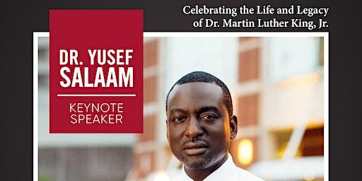 Dr. Yusef Salaam : Meet & Greet