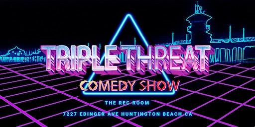 Triple Threat (Late Show)