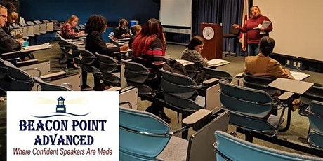 Beacon Point Advanced Toastmasters Public Speaking tickets