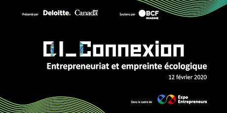 Qi_Connexion | Entrepreunariat et empreinte écologique tickets