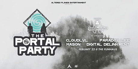 The Portal Party tickets