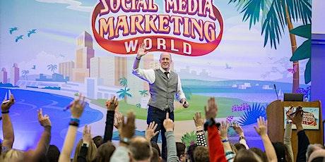 1 All Access Ticket: Social Media Marketing World March 2020 in San Diego! boletos