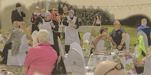Edgeworth Literary Festival 18th Century Tea Party