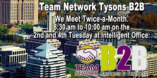 Networking Group Tysons Corner