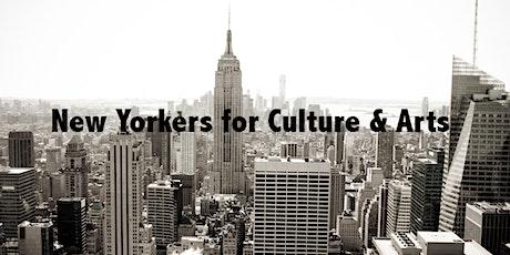 Cultural Convening 2020 - Bronx tickets