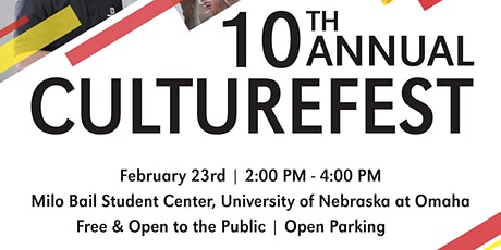 CultureFest 2020 tickets