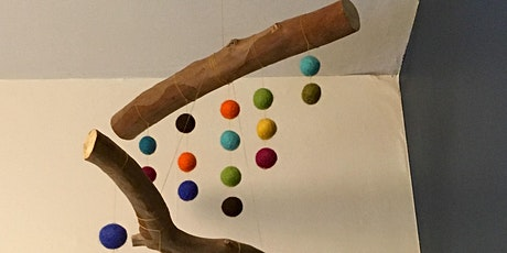 Whimsical Wall Hangings and Mobiles tickets