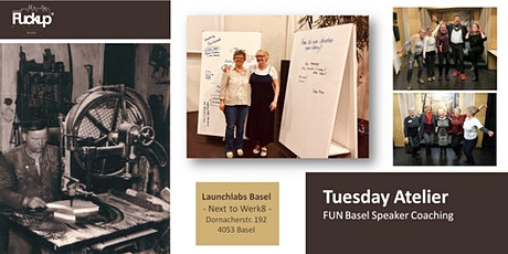 #Funbasel TUESDAY ATELIER tickets