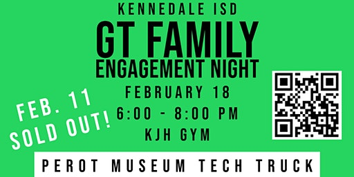 GT Family Engagement Night