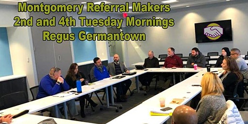 Networking Group Forming in Germantown MD