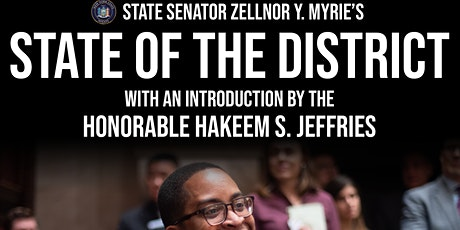 Senator Myrie's First State of the District Address tickets