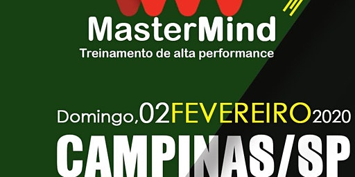 MASTER MIND (MENTORIA PARA EMPREENDER E VENDER 10X MAIS