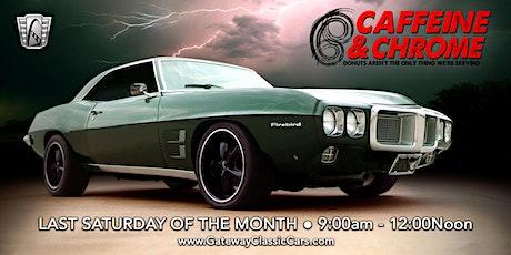 Caffeine and Chrome-Gateway Classic Cars of Las Vegas tickets