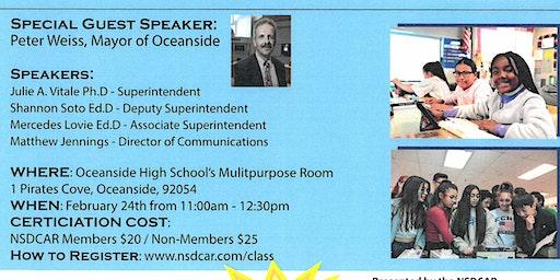 Oceanside Unified Schools REALTOR® Certification