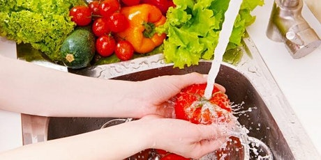 Safe Food Handling Certificate Training tickets