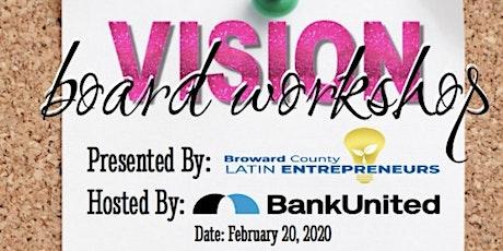 2020 Vision Board work shop  tickets