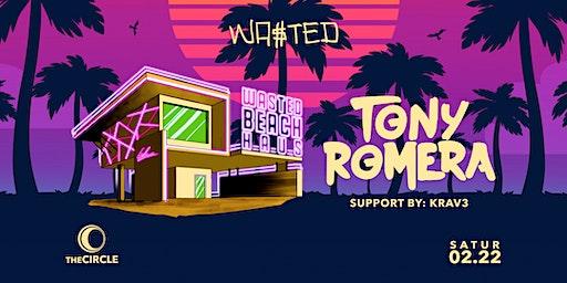 Wasted Presents: Tony Romera w/ Krav3