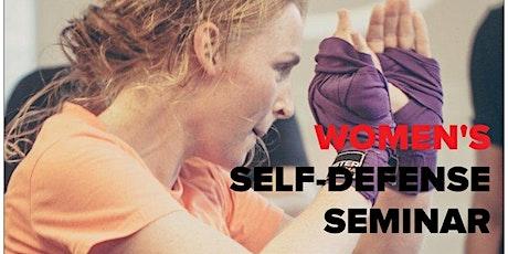 Valentines Day Women's Self-Defense Seminar tickets