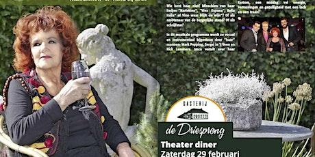 Op visite bij Imca | Theatershow & dinerbuffet tickets