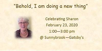 Celebration of Rev. Sharon Morris