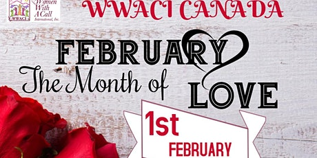 February The Month of Love  tickets