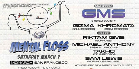Mental Floss with Special Guest GMS tickets