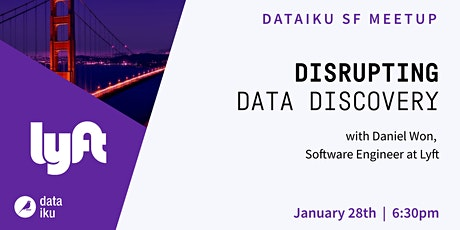 Improving Your Data Discovery (feat. Lyft) tickets