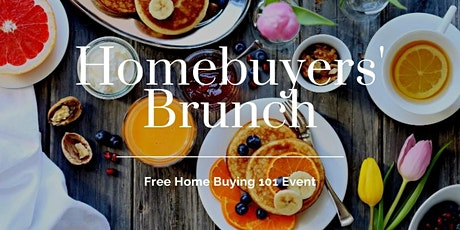 Homebuyers' Brunch - Home Buying 101 tickets