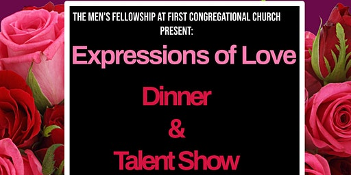 Expressions of Love Valentine's Dinner and Talent Show  2020