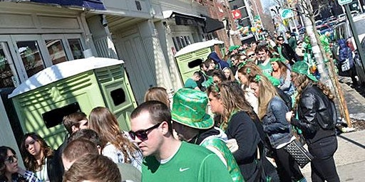 Buffalo St Paddy's Bar Crawl