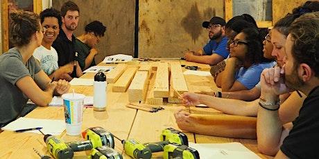 WWL Workshop Series: Bench Building tickets
