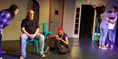 THE SURE THING: Final Gimmick, Let It Out, Not Here (Improv/Comedy) tickets