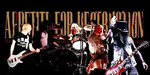 Appetite For Destruction - Tribute to Guns N' Roses